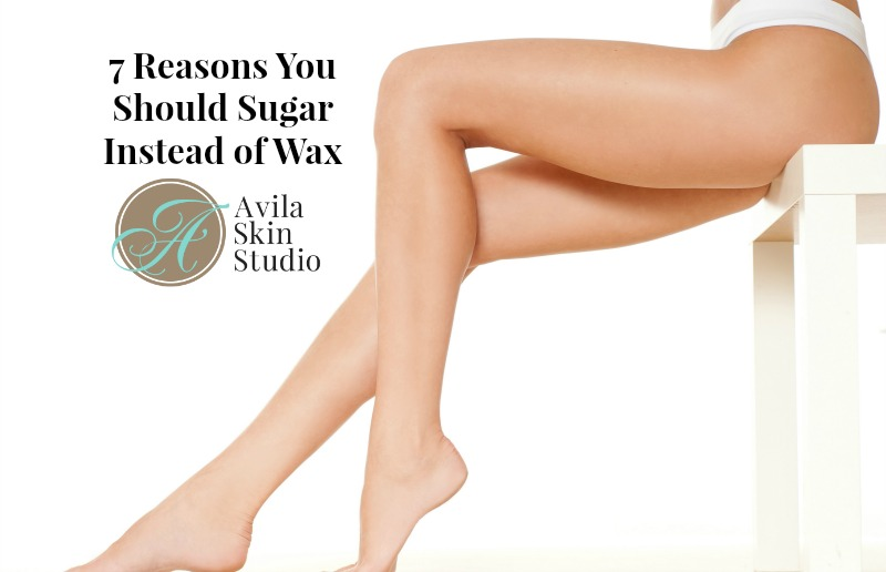 7 Reasons You Should Sugar Instead of Wax