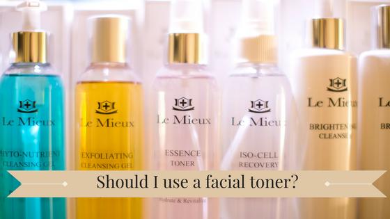 Should I use a facial toner
