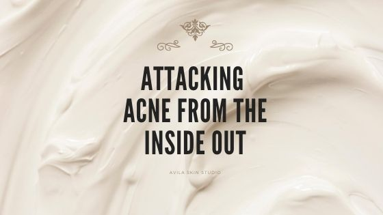 Acne Inside Out