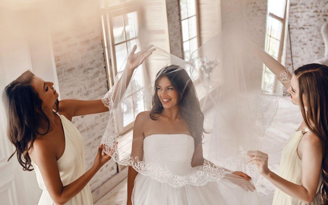 Wedding Prep at Avila Skin Studio